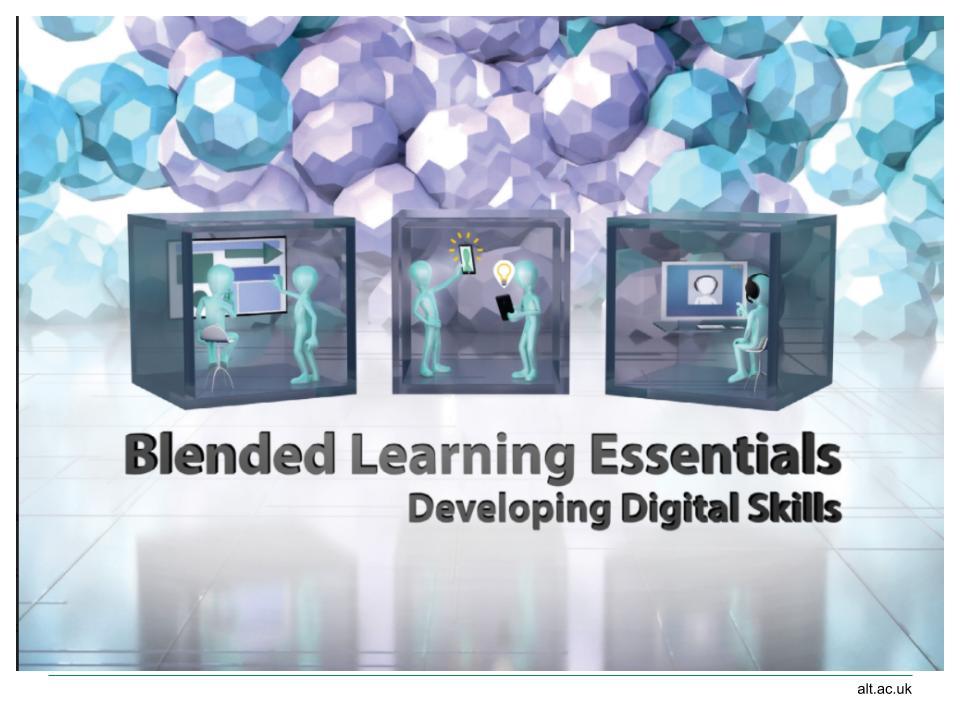 BLE Developing Digital Skills postcard image