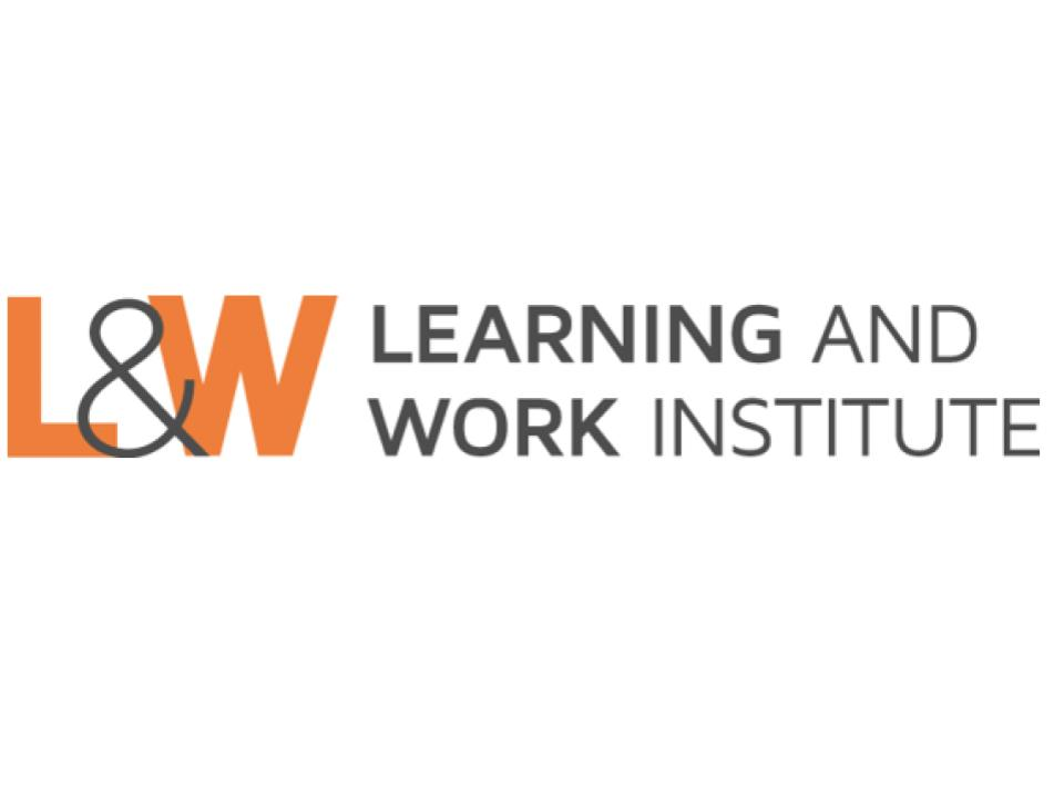 Learning and Work Institute launch new supporter network. L&W institute  logo. The Learning ...