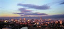 Picture of Manchester, copyright Ian Lawson