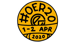 OER20 conference logo