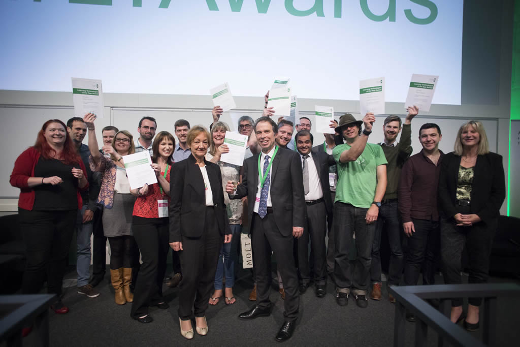ALT Learning Technologist of the Year 2015 finalists