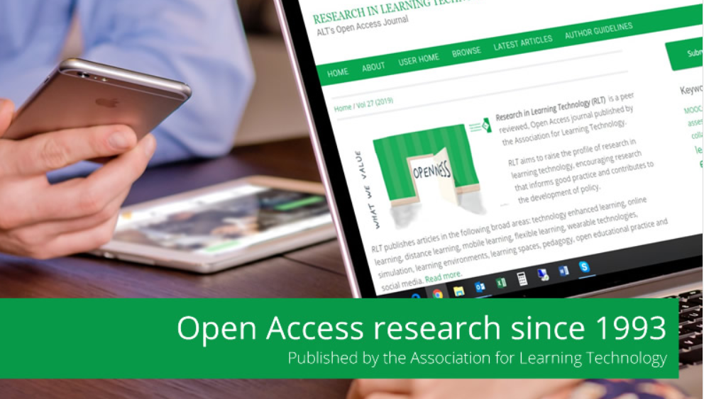 Open access research since 1993