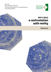 Cover of Conference Abstracts