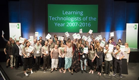 ALT Learning Technologist of the Year Awards