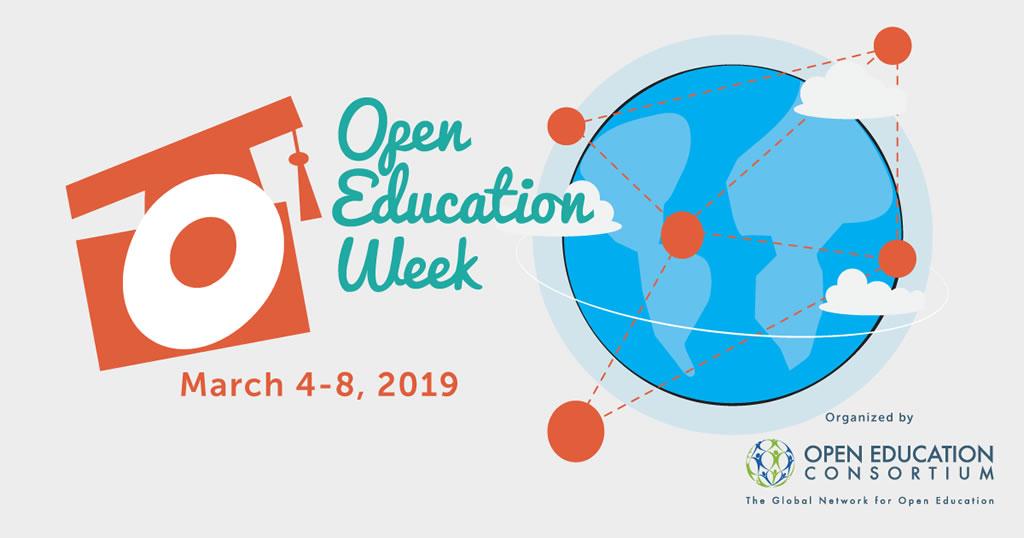 OE week logo