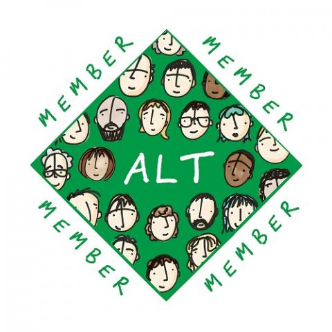 Image of ALT Member badge