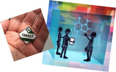 CMALT and BLE logos