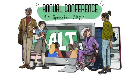 Text: Annual Conference 7-9 September 2021