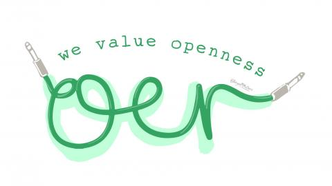 We value openness