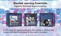 Blended Learning Essentials postcard image