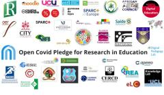 Selection of logos from organisations who have signed the pledge