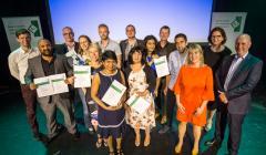 2020 Award winners and certificates
