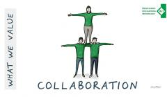 Image of ALT's value of collaboration
