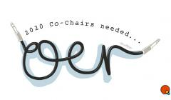 2020 OER Co-Chairs needed