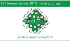 ALT Annual Survey 2019