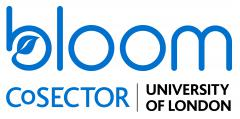 bloom CoSector University of London logo